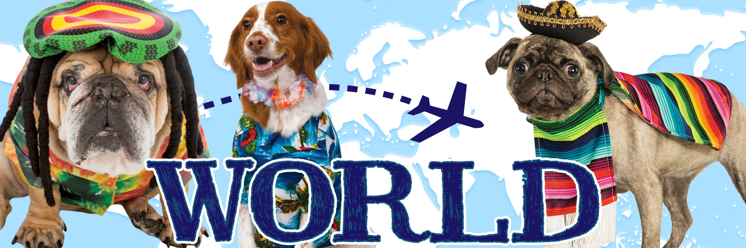 Fancydogs Around The World